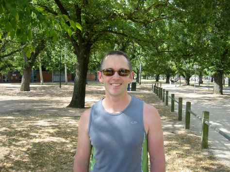 The site of my fastest times ever. Princes Park in Melbourne, Australia, circa 2007. I've run this counter-clockwise maybe 1,500 times, and clockwise exactly 0.